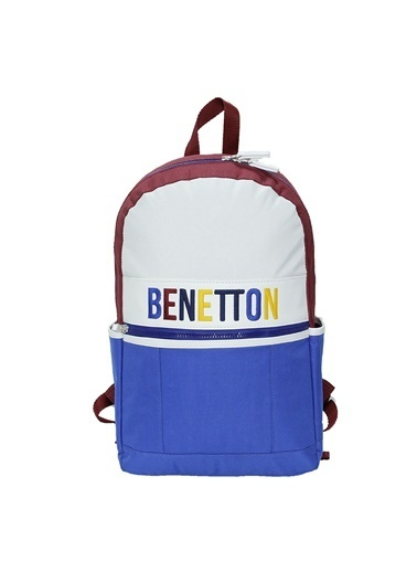 Benetton Benetton Sırt Çantası Q-055 70062 Renkli